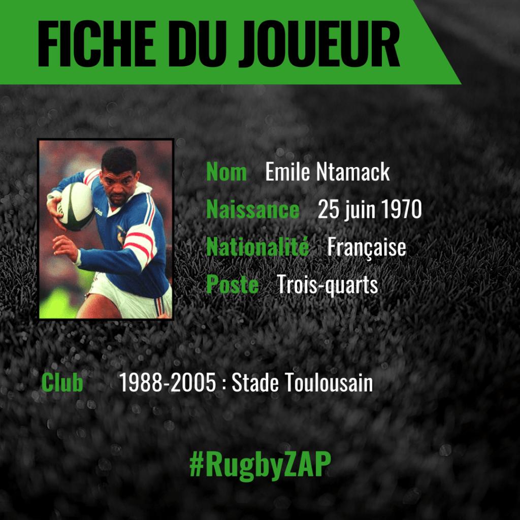 Emile Ntamack