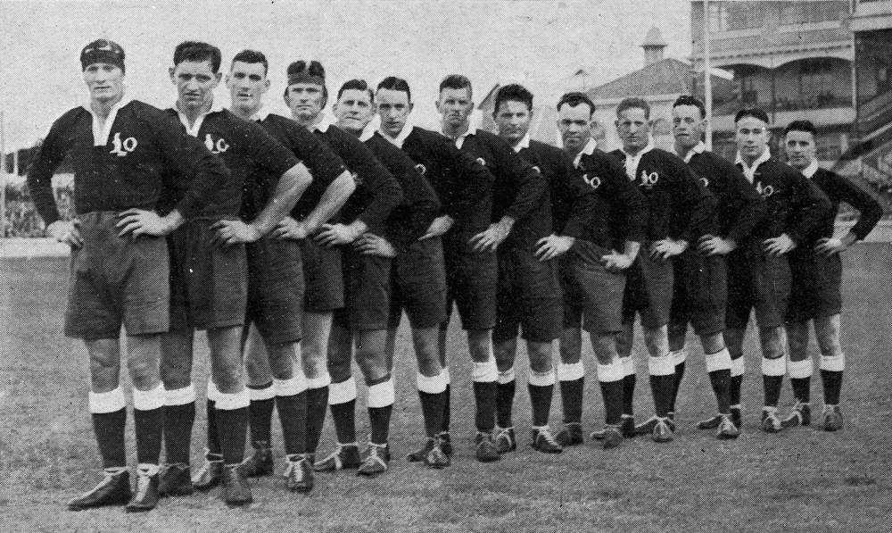 equipe rugby à XIII