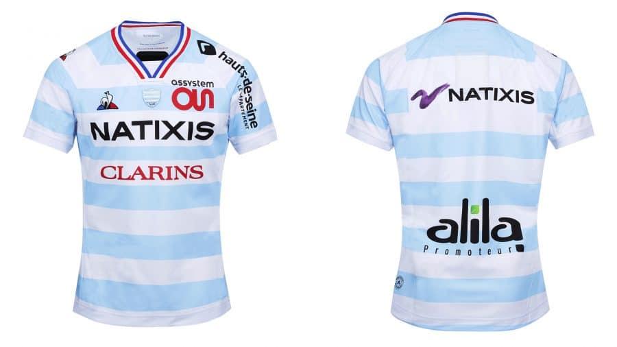 maillots racing 2020 -2021