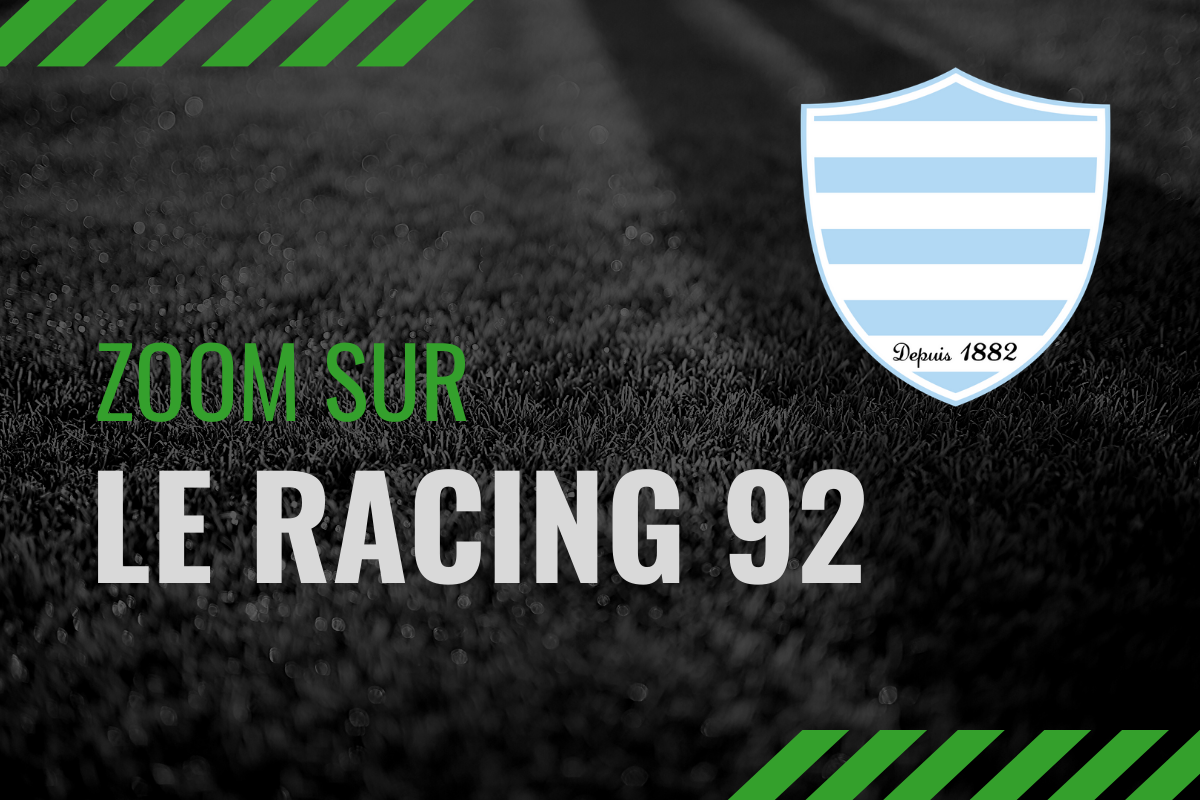 ZOOM SUR LE RACING