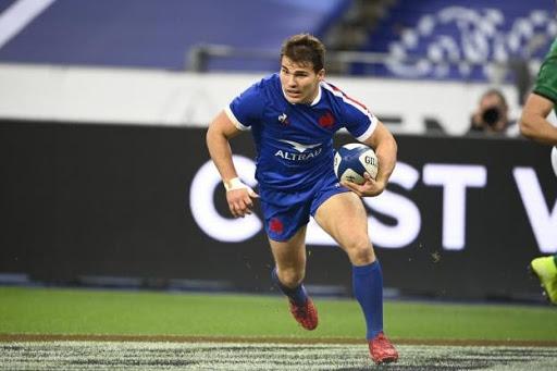 Antoine Dupont- meilleur joueur 6 Nations