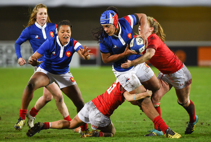 féminines rugby