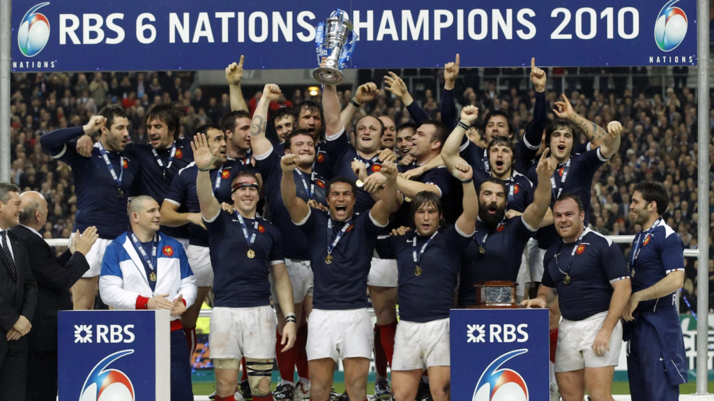 france 6 nations 2010