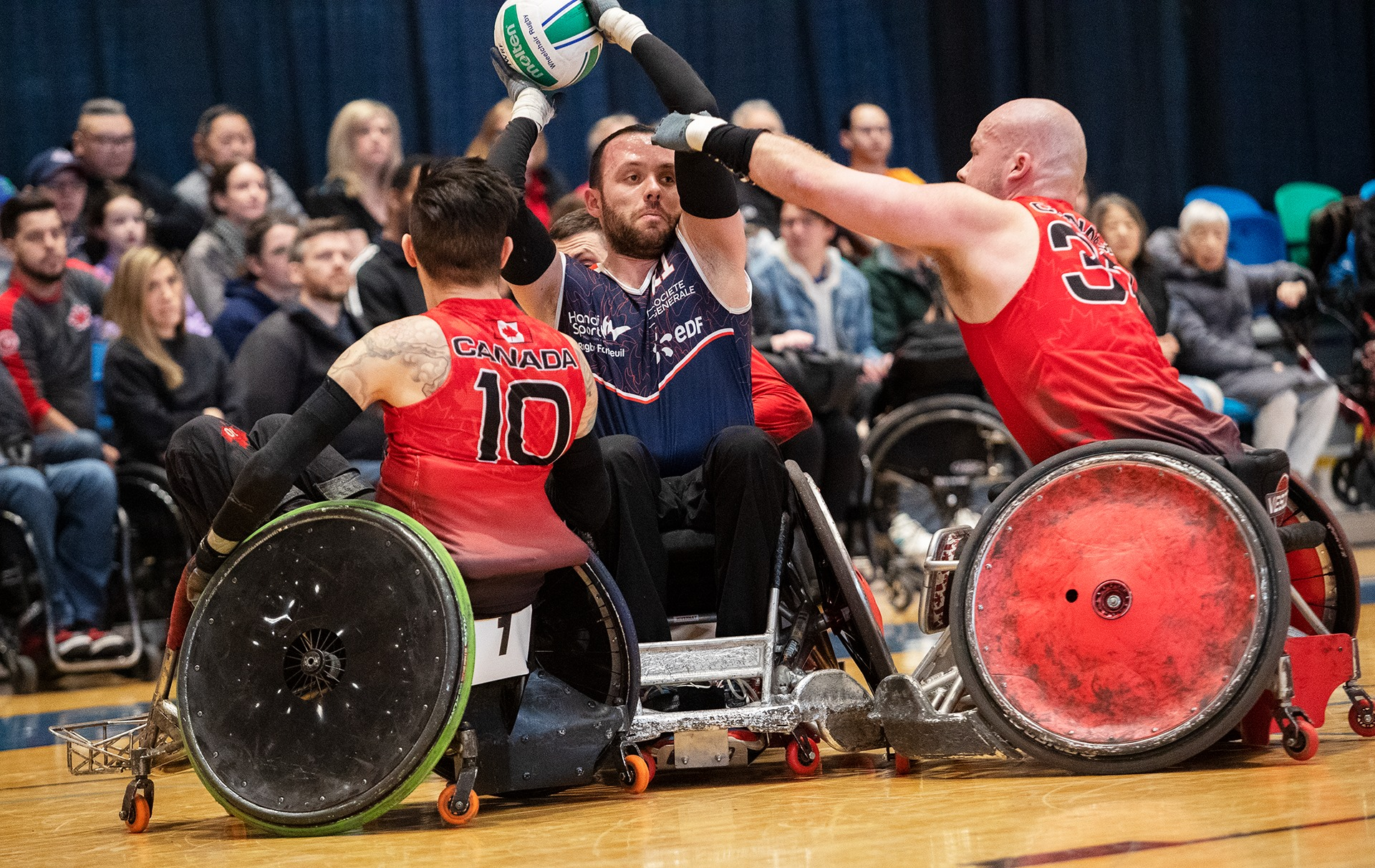 france rugby-fauteuil