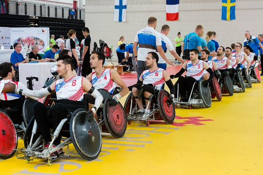 france rugby fauteuil