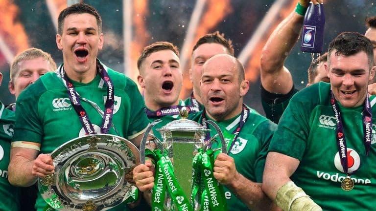 irlande rugby 2018