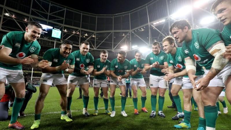 irlande rugby