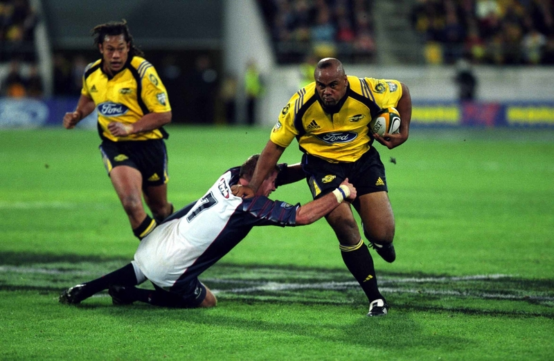 lomu wellington