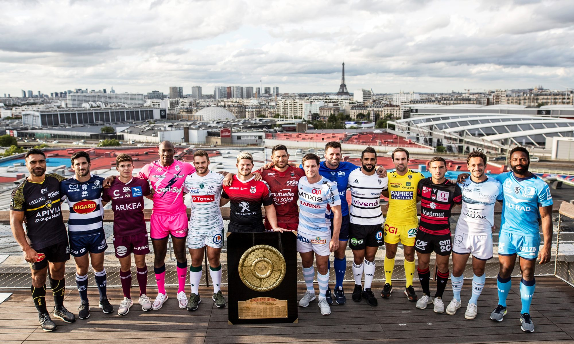 photo officielle top 14