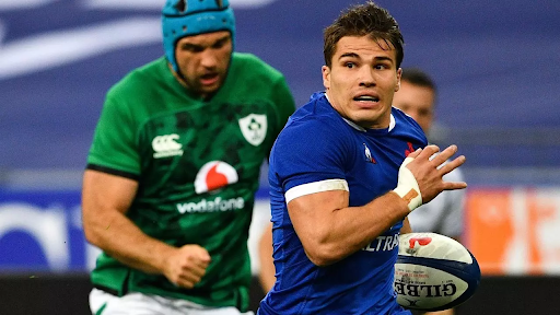 match 6 Nations France - Irlande
